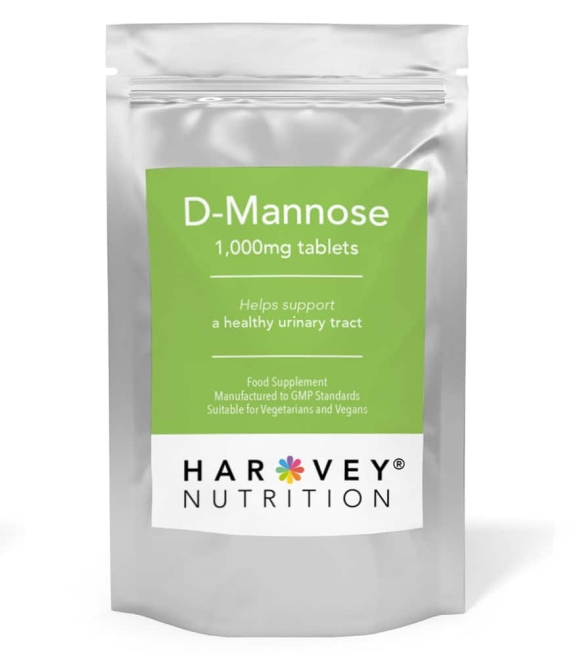 D-Mannose 1000mg Tablets