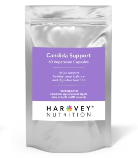 Candida Support - 60 Capsules